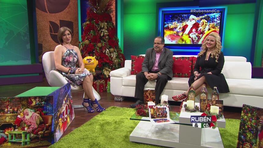 Daniela Droz y Gredmarie llevaron a Kamilia y a Kenito a conocer a Papá...