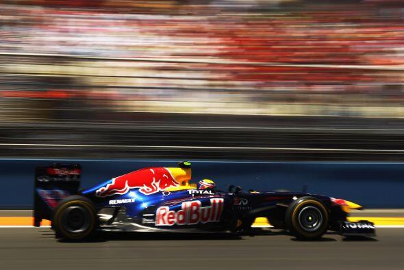 El alemán Sebastian Vettel ganó por sexta vez en el año al dominar a la...