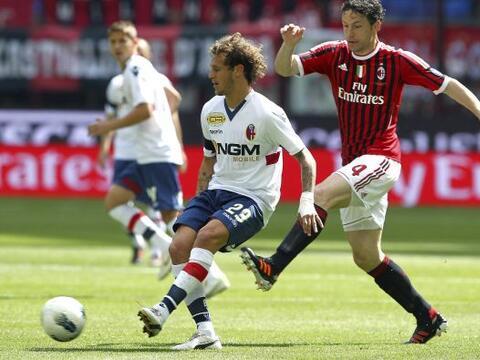Intensa jornada 33 de la Liga italiana, donde una vez más el Mila...