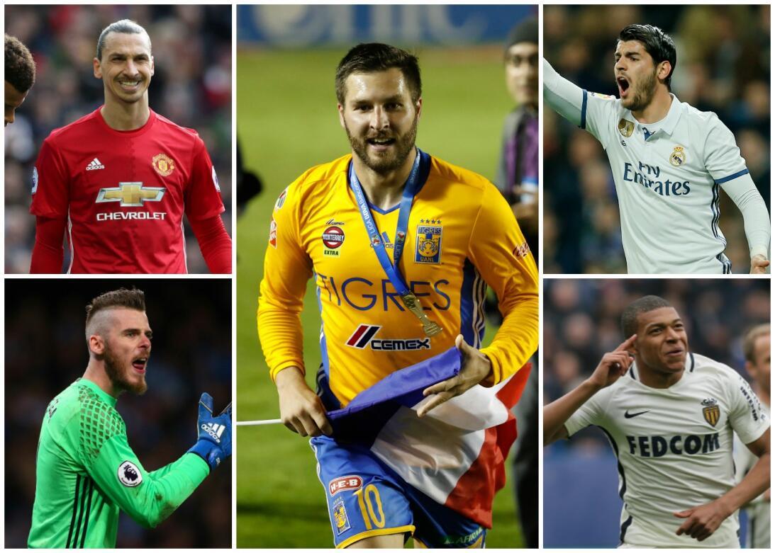 Guiño de la MLS a Gignac y Zlatan y otros grandes rumores de fichajes en...