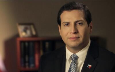 Legislador de Texas Poncho Nevárez.