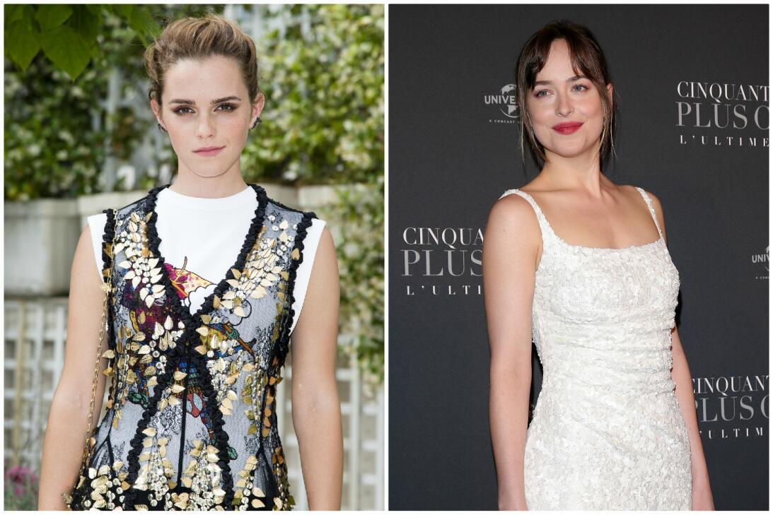 Entre las actrices que podrían recibir la estatuilla de una frambuesa do...