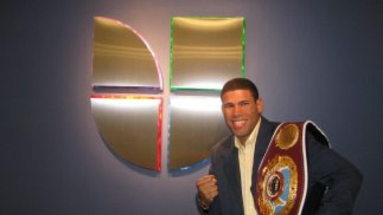 Juan Manuel López espera una dura pelea contra Rafael Márquez.