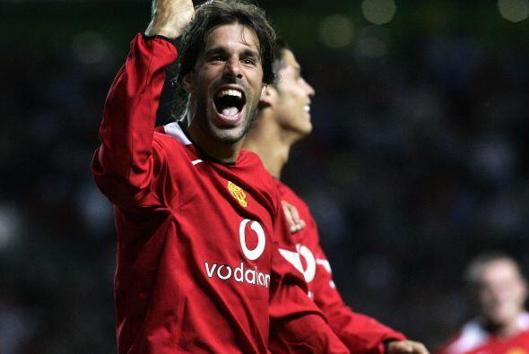 2005: Van Nistelrooy quería otro título de goleo y lo hizo gracias a sus...