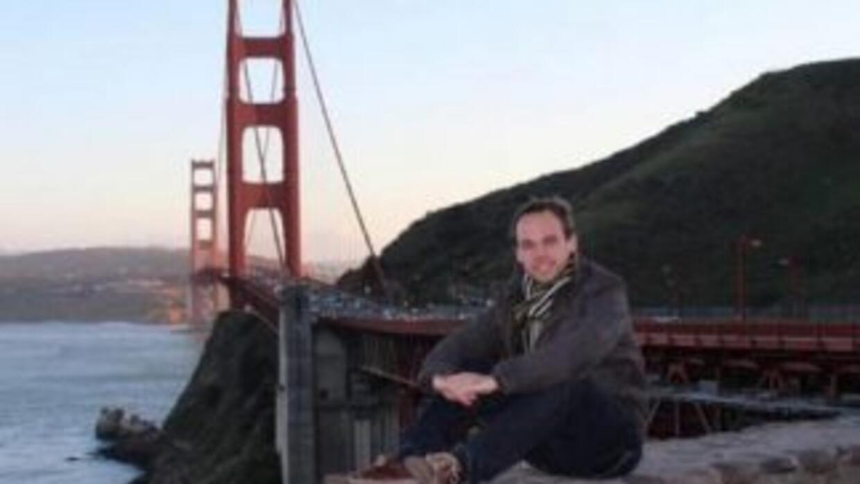 Andreas Lubitz, fotografía tomada por medios franceses de su cuenta de F...