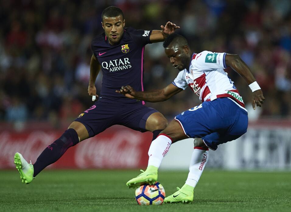 Neymar alcanzó los 100 goles con Barcelona GettyImages-663822122.jpg