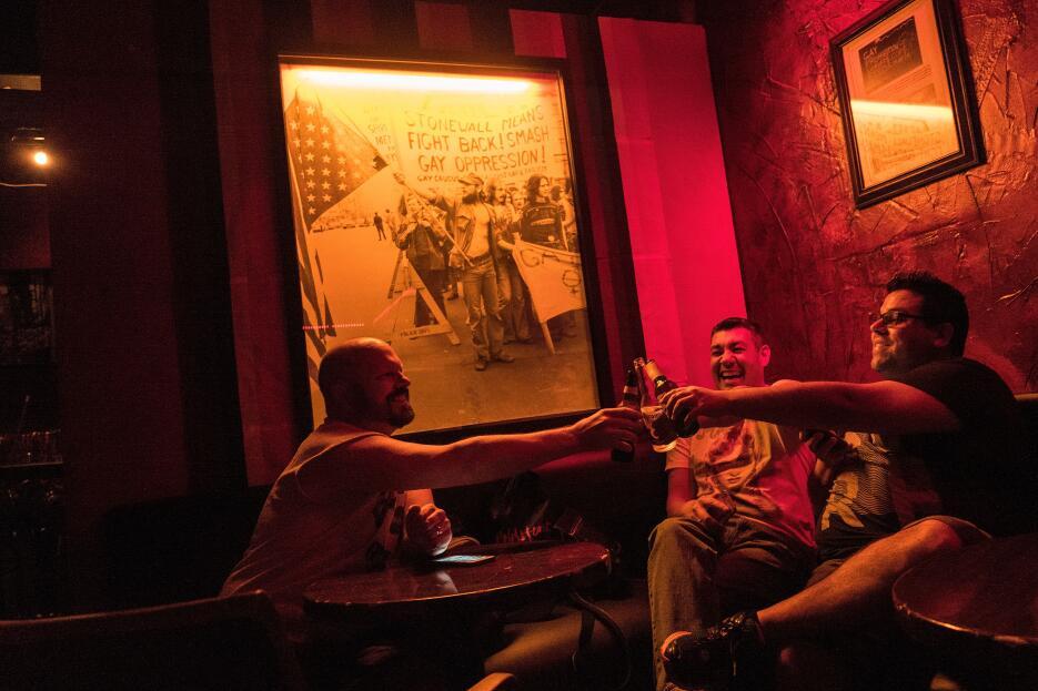 "Gracias a la lucha en ""Stonewall Inn"" hoy hay motivos para celebrar."