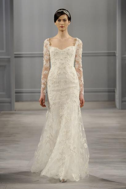 Una novia que puso de moda este estilo fue la esposa del Príncipe Willia...