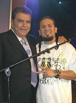 Cruz Martínez hace interesantes revelación a Don Francisco.