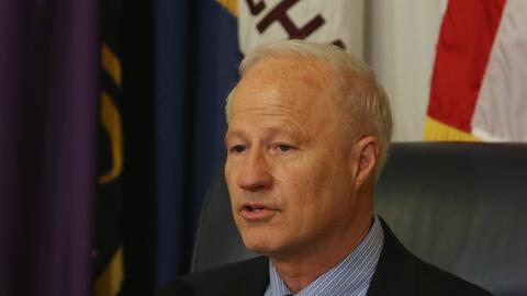 El representante republicano por Colorado, Mike Coffman.