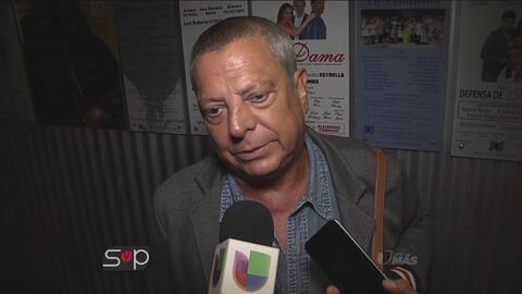 César Bono lamenta la muerte de su amigo Rubén Aguirre