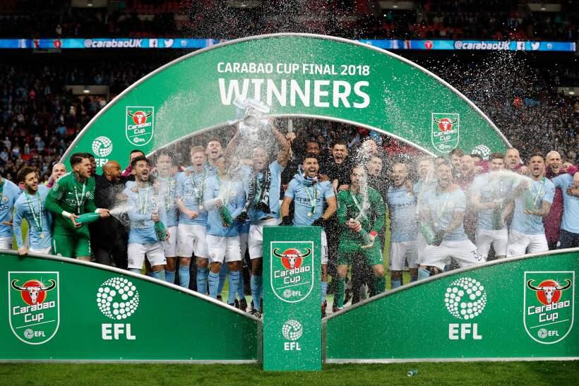 Los 'mandamientos' de Pep Guardiola con el Manchester City carabao-cup-2...