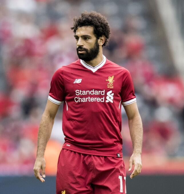 Mohamed Salah (Liverpool): el egipcio llega a tomarse revancha de su pas...