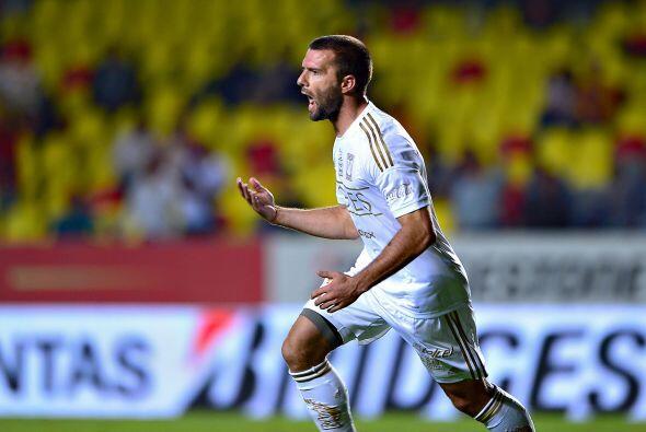 Emanuel Villa ha tenido un regreso aceptable al fútbol mexicano tras su...
