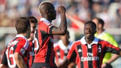 Los 'rossoneri' no tuvieron piedad del descendido Pescara y dieron un pa...