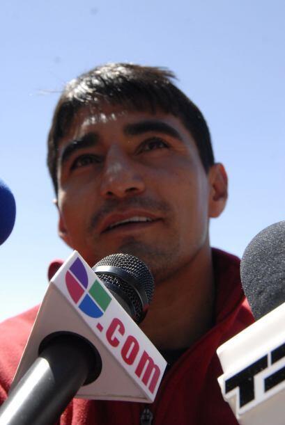 """Erik """"Terrible"""" Morales abrió las puertas de su cuartel de concen..."""