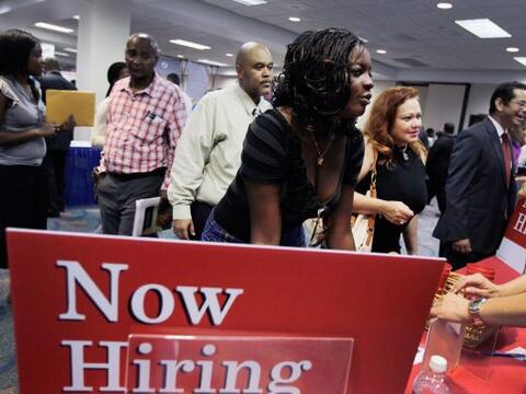 El empleo en Estados Unidos se ha convertido en un factor determinante e...