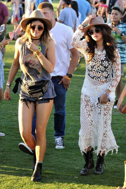Kylie Jenner y Selena Gomez. Mira aquí los videos más chismosos.
