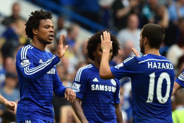 Pero el gol de penal de Diego Costa y el doblete de Rémy le dieron la vu...