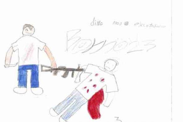Michoacán es hogar del violento cártel de La Familia. Cort...