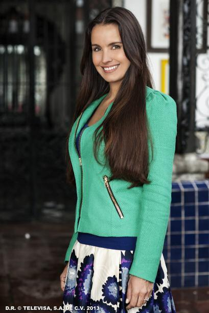 "Alejandra Barros le da vida a ""Juliana Montesinos"", la hermana mayor de..."