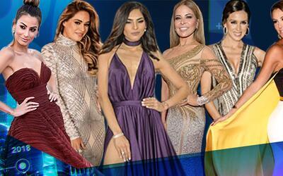 Los vestidos más memorables de todos los tiempos en Premio Lo Nuestro