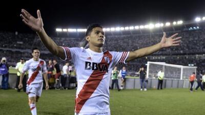 Los 'Millonarios' lograron un triunfo claro en el torneo argentino graci...