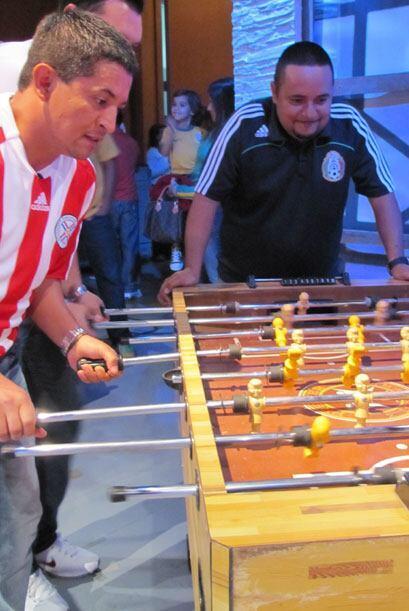 Honduras, Paraguay, México, ¿quién crees que ganó este partidito?