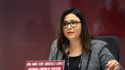Inicia investigación preliminar de Justicia en caso senadora María T. González