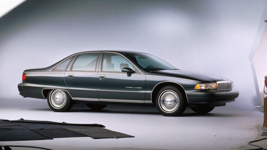 Los 15 carros más horrorosos de todos los tiempos 7.1991-chevrolet-capri...