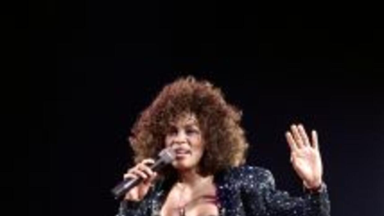 Whitney Houston es tan grande como para la pantalla chica, dice su familia.