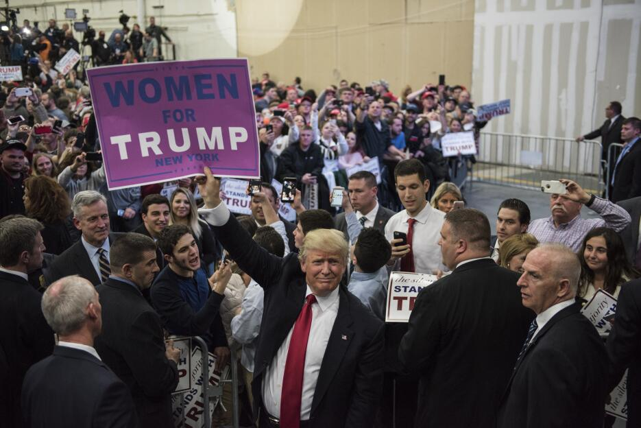 Campaña en Nueva York