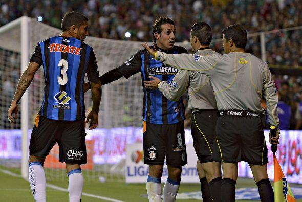 Diego de la Torre: Sin duda el mejor jugador de Querétaron, con su pase...