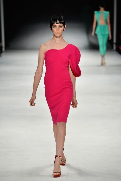 Las prendas rosadas marcarán tendencia este verano. No dudes en utilizar...