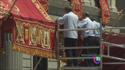 España ultima detalles para la proclamación del rey Felipe VI