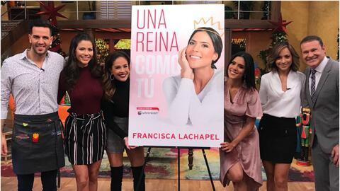 Francisca Lachapel libro