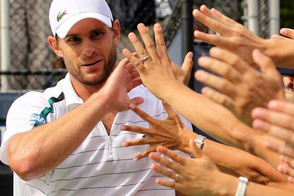 Andy Roddick es el consetido de la afición norteamericana, y necesitará...