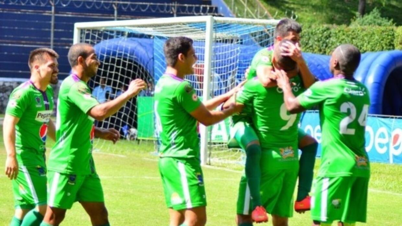 Antigua jugará la final ante Guastatoya