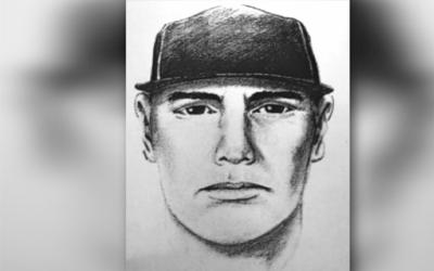 Retrato hablado del atacante en Van Nuys.