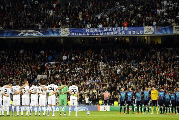 Real Madrid encaró la Vuelta de los Octavos de Final de la Champions Lea...