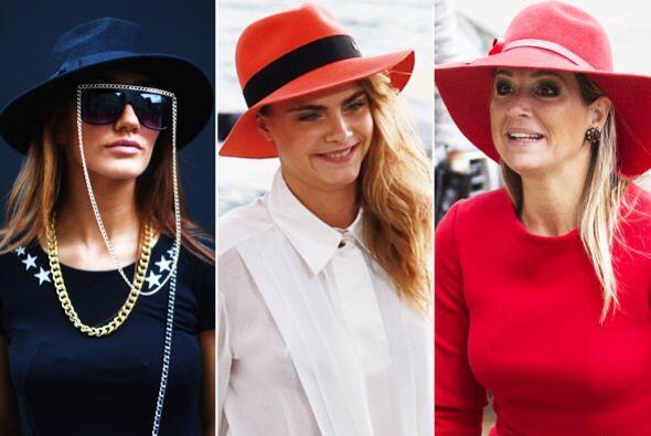 El sombrero es más que un accesorio: ¡es un fashion statement! Sigue est...