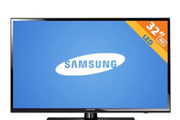 Samsung: Esta pantalla LED de 32 pulgadas te permitirá disfrutar de la c...