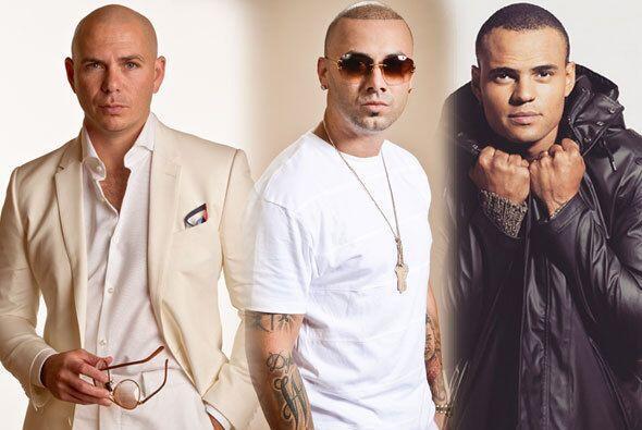 Pitbull, Wisin y Mohombi acaban de estrenar su nuevo sencillo 'The Badde...