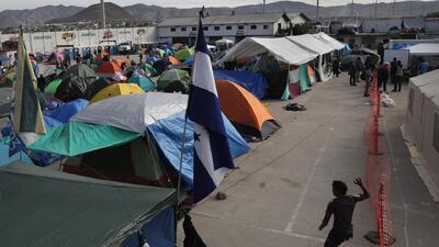 Donaciones a la caravana migrante son determinantes para que sus integrantes sigan en pie de lucha