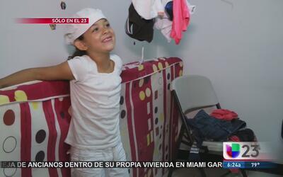 Decenas de cubanos esperan una solución en un albergue en Panamá