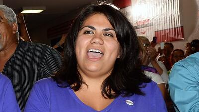 Astrid Silva la joven que Obama usó como ejemplo en su discurso sobre in...