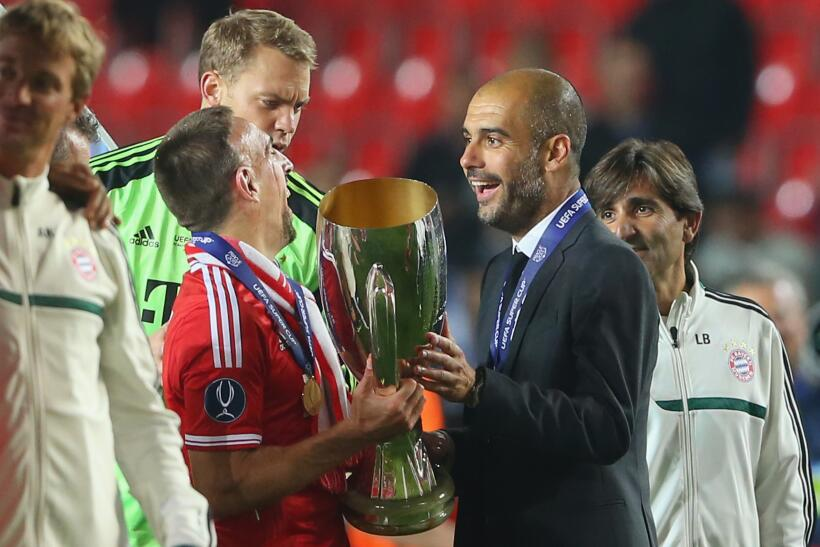 Los 'mandamientos' de Pep Guardiola con el Manchester City supercopa-eur...