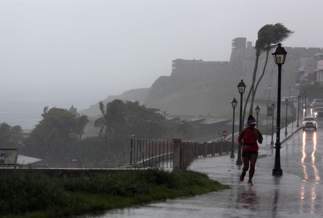 Puerto Rico declaró el estado de emergencia.