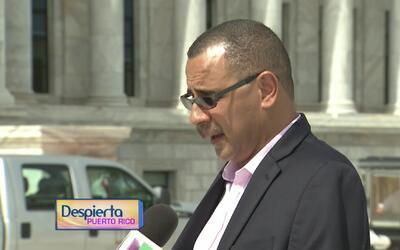 """""""Haremos presión para que se atienda el asunto del estatus de Puerto Ric..."""