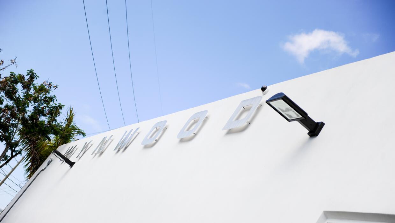 SPACEBY3 during Fine Art Auctions Miami's Urban Art Week Miami. (Art Basel)